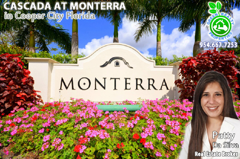 Cascada Monterra Homes in Cooper City