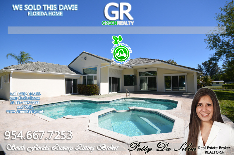 Home For Sale in Davie Florida