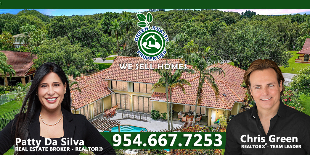 Chris Green and Patty Da Silva | Sports  | Entertainment  | Celebrity Real Estate Brokers