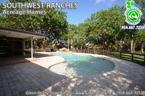 southwest ranches homes in florida