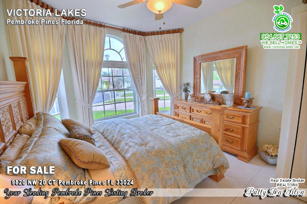 Victoria Lakes Pembroke Pines Homes